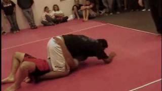 Andy Coronado vs Ray Stover White Lake Combat Club Friday Night Fights Grappling