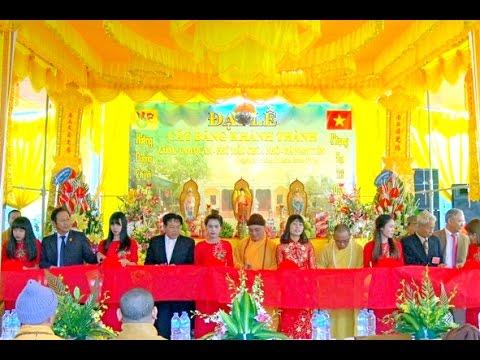 Đại Lễ Khánh Thành Cổng Tam Quan , Phủ Mẫu Chùa Nhỏ Xã Nam Tiến