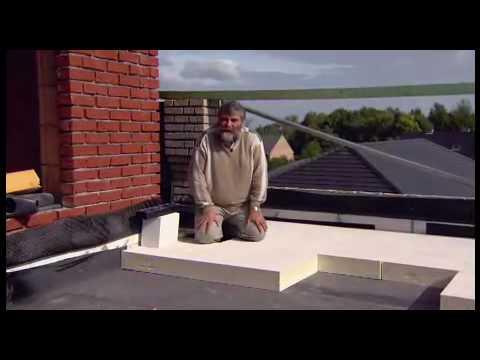 Isolatie van platte daken youtube