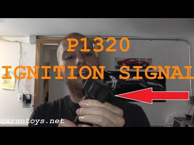 P1320 NISSAN Ignition Signal