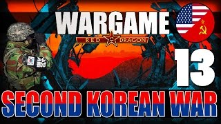 Wargame: Red Dragon -campaign- Second Korean War: 13