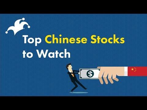 The China Stock Market: US Trade War Breakdown And Top Chinese Stocks