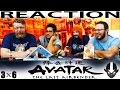 Avatar The Last Airbender 3x6 REACTION The Avatar and the Firelord
