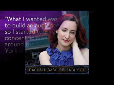 FEM46 How To Build A Fanbase One Fan At A Time with Rachael Sage