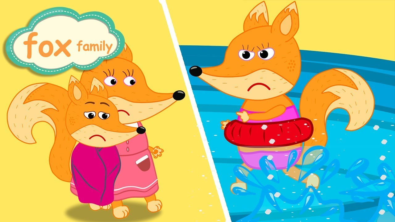 fox family and friends new funny cartoon for kids full episode 153