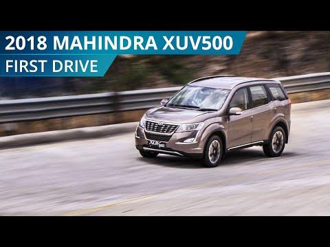 2018 Mahindra XUV500 First Drive | CarWale