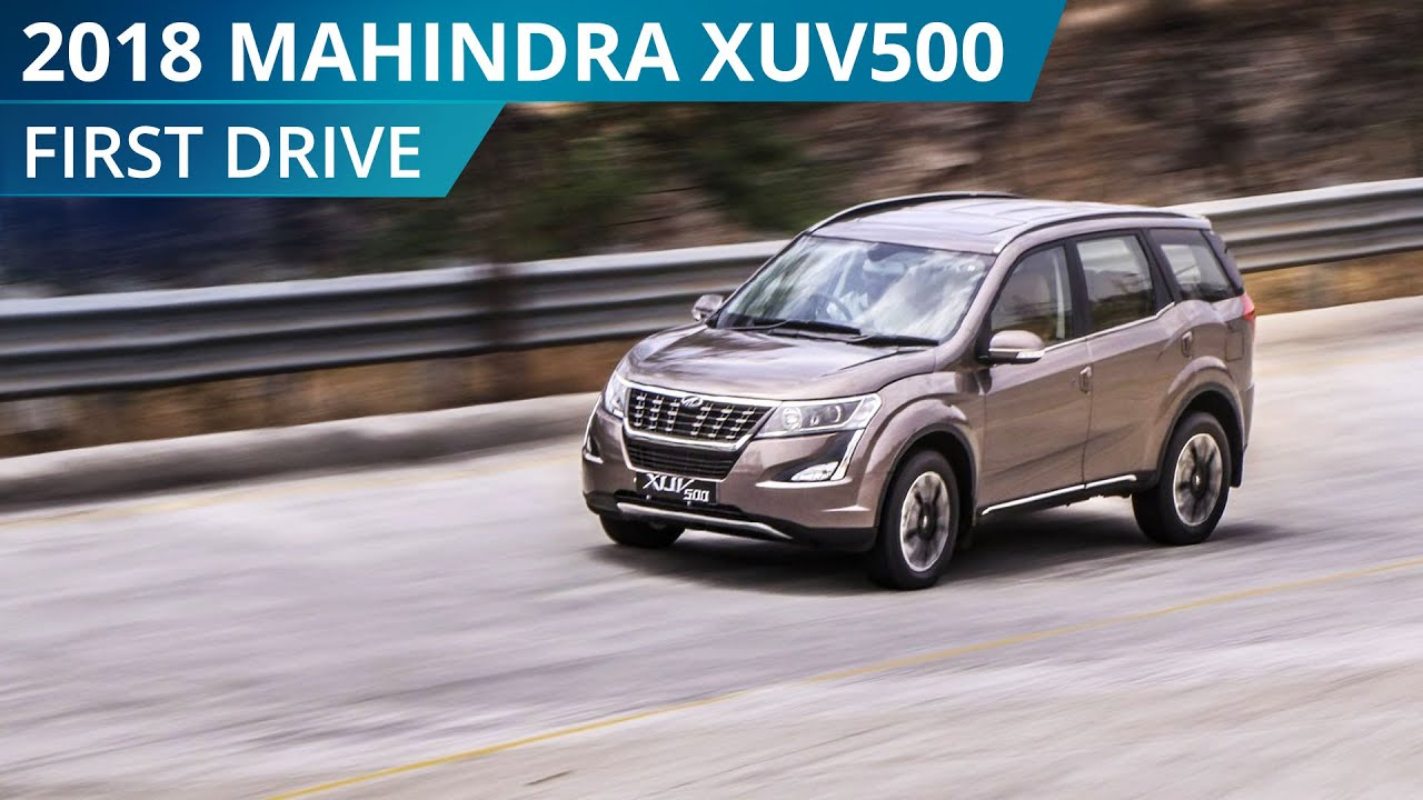 Mahindra XUV500 September 2019 Price, Images, Mileage