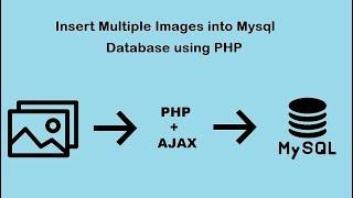 Insert Multiple Images into Mysql Database using PHP Ajax