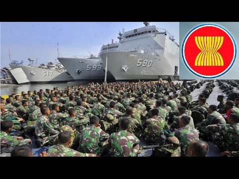 Top 5 Strongest Military in Southeast Asia 2016-2017