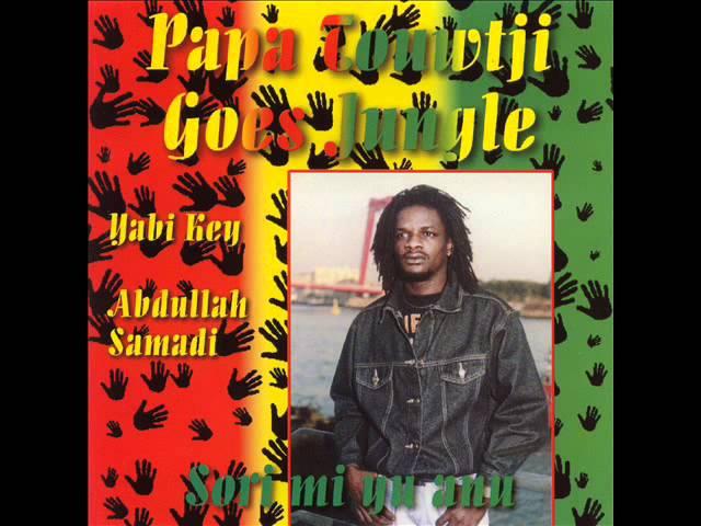Papa Touwtji - Santa Boma