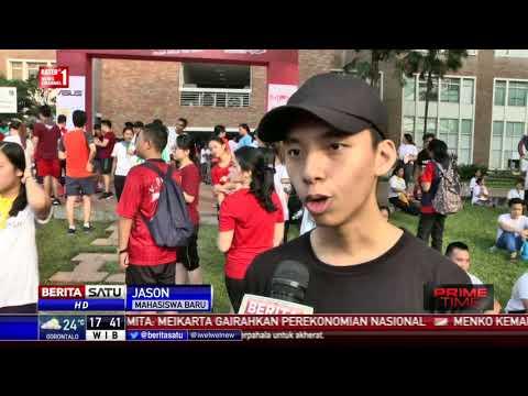 UPH Gelar Founder's 5K Merdeka Run, Sambut Mahasiswa Baru