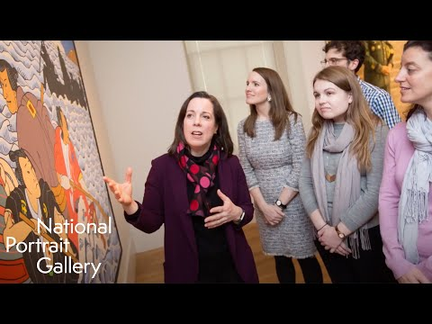 Portrait Gallery Highlights, Spring 2017