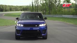 Range Rover SVR 2015 اقوى و اسرع نسخة رنج روفر