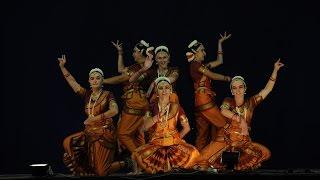 Древний Индийский танец Бхаратанатьям