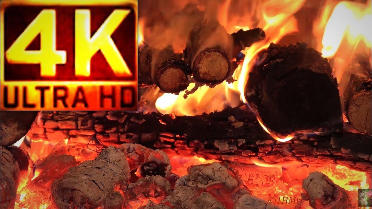4k best sparkling crackling fireplace 2017 official youtube