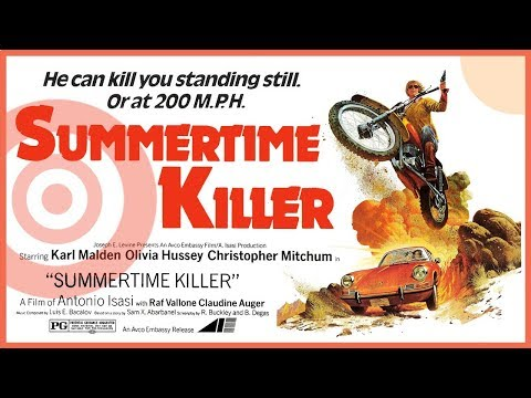 The Summertime killer from 1972 Karl Malden, Christopher Mitchum