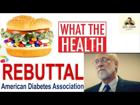 "REBUTTAL: Dr. Robert Ratner, MD Interview - ""What The Health"" Documentary"