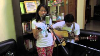 Jar of Hearts - Christina Perri (acoustic cover by Mel and Ivan)