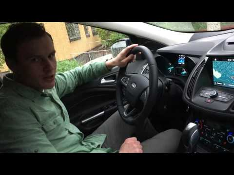 Обзор Ford Kuga 2017