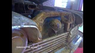 Revised 57 Tulsa buried 1957 Plymouth Belvedere Boyd Coddington