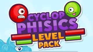 Cyclop Physics Level Pack - Game Show