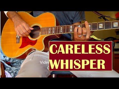 Careless whisper - George Michael - Accordi - Chords