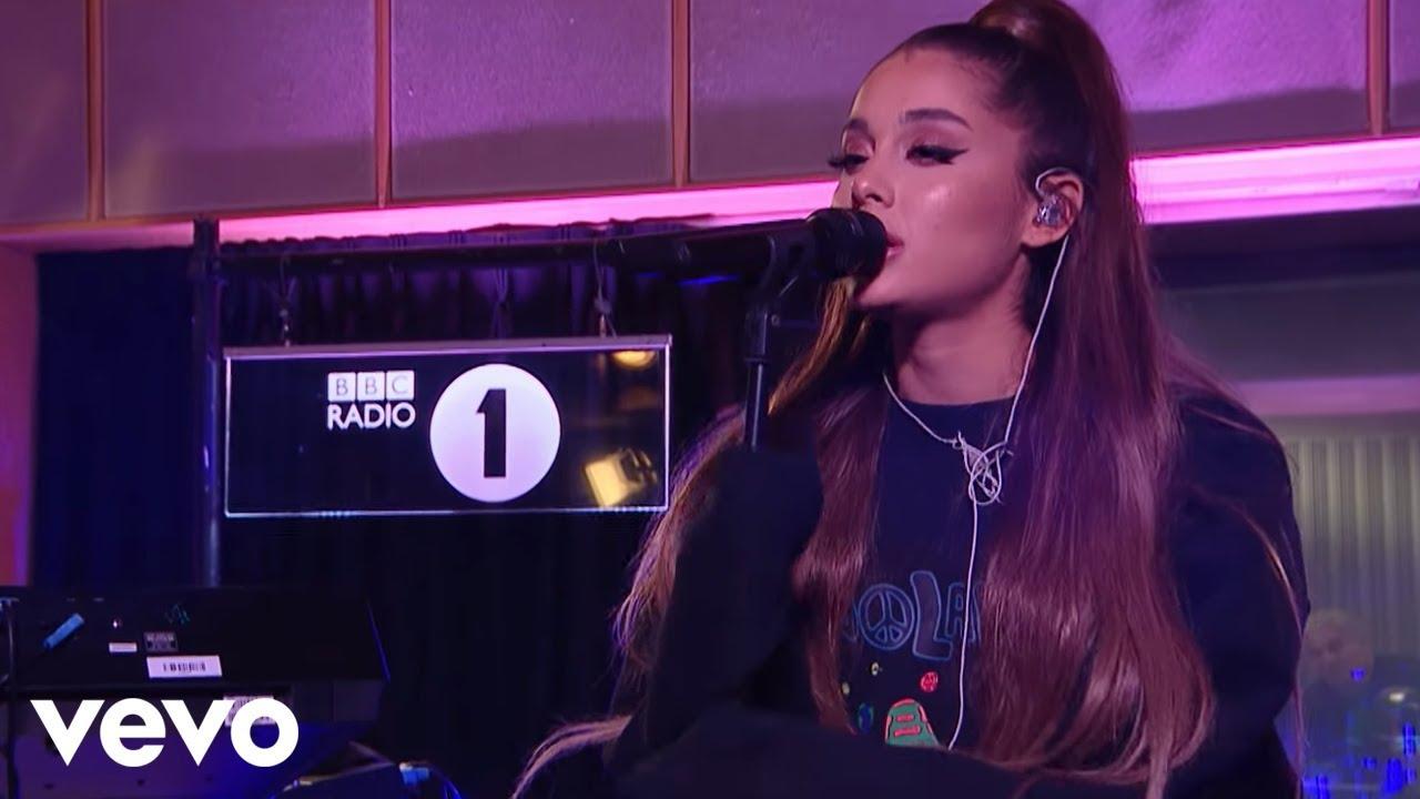 Ariana Grande R E M In The Live Lounge Youtube
