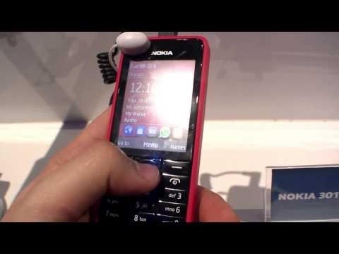 Nokia Asha 301 | English