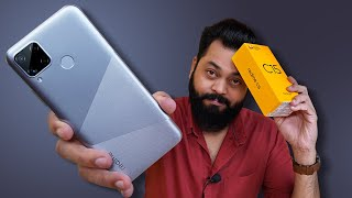 realme C15 Unboxing & First Impressions ⚡⚡⚡ Or realme C12+???