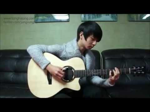 (น้องจ๊ะ เทอร์โบ- คันหู) Sungha Jung ft. Megan Lee [New Cut]