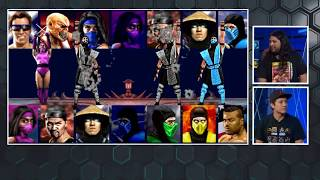 FreeToPlayETC - Mortal Kombat 2 Plus+ GamePlay  (Parallax invitado)