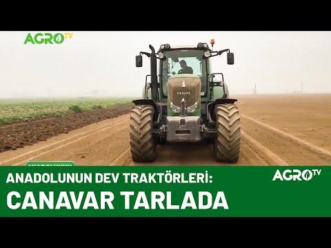 Türkiye'nin Güçlü Traktörleri  / AGRO TV