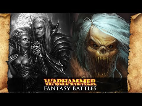 VLAD VON CARSTEIN & THE FIRST VAMPIRE WAR -  Warhammer Fantasy Lore Overview - Total War:Warhammer 2
