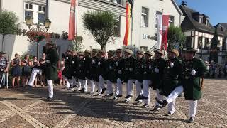 Schützenfest 2019 - Parade der Bürgerschützen