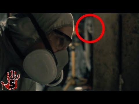 Top 5 Scary Easter Eggs You Missed In The Haunting Of Hill House - Part 2