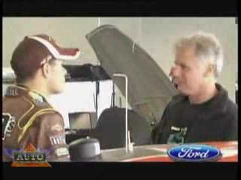 Raceline presented by The Auto Channel - February 19, 2007