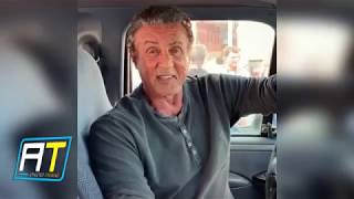 72 Year Old Sylvester Stallone Training For RAMBO 5  Last Blood 2019   Athletes Training   HD