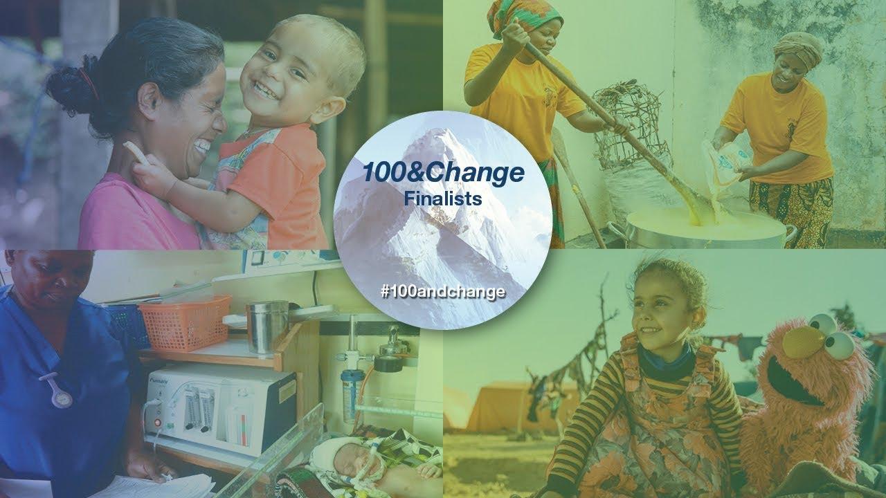 100&Change - Judges