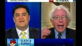 Budget Battle - Senator Sanders w/ Cenk