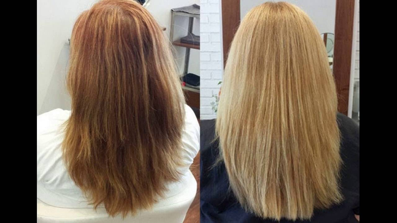 How To Lighten Blonde Hair Naturally With Honey
