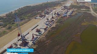 Строительство Керченского моста улучшит экологию Крымского полуострова