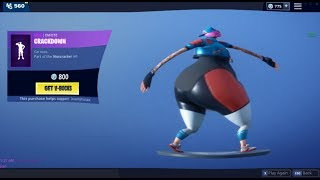 FORTNITE CRACKDOWN BASS BOOSTED