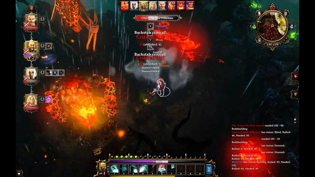 Divinity  Fire Build
