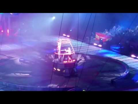 RINGLING BROTHERS AND BARNUM & BAILEY CIRCUS FRESNO CA 2016