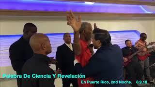 2nd noche en la hermosa tierra de Puerto Rico - Mira lo que sucedio