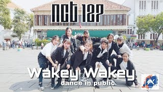 [KPOP DANCE IN PUBLIC] NCT 127 (엔시티 127) - WAKEY WAKEY dance cover by SAYCREW from Indonesia