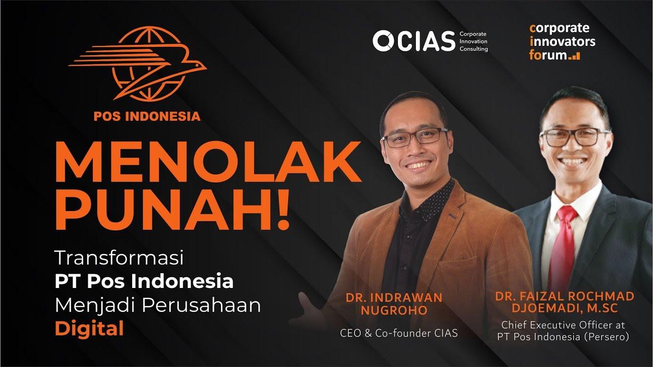 Strategi Transformasi Sumber Daya Manusia (SDM) PT. Pos Indonesia