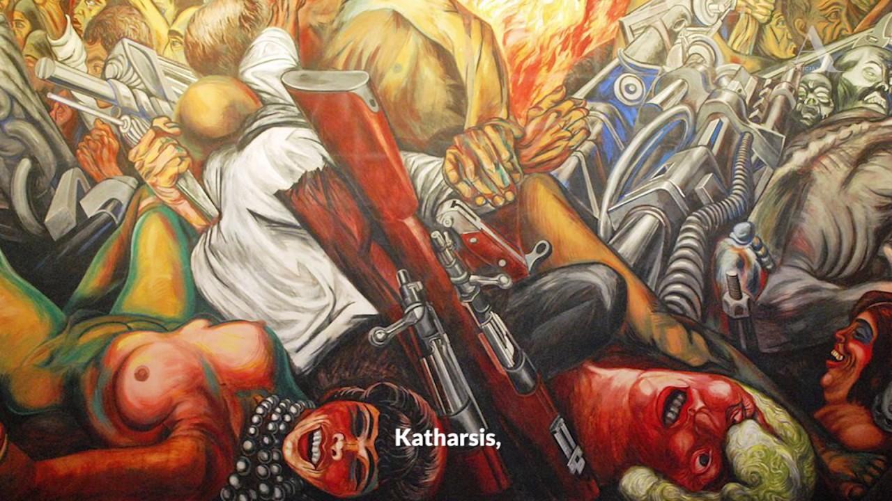 Jose Clemente Orozco Katharsis Del Muralismo Mexicano Aristegui