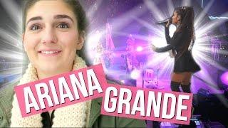 Ariana Grande The DANGEROUS WOMAN TOUR! (Concert Vlog) | Amber Greaves