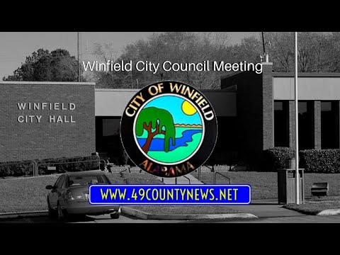 City of Winfield, Alabama